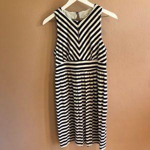 Loft Peekaboo Dress